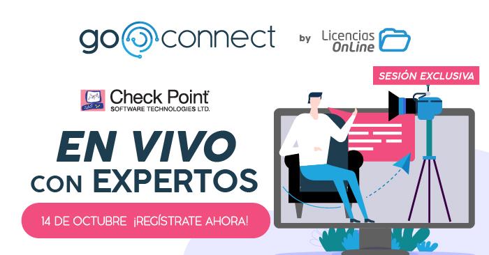 Exclusivo - Go Connect en vivo con Expertos