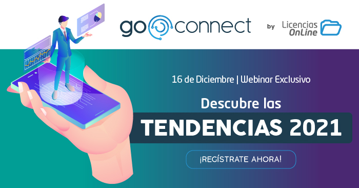 Go Connect - Descubre las Tendecias 2021