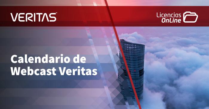 Calendario de Webcast Veritas