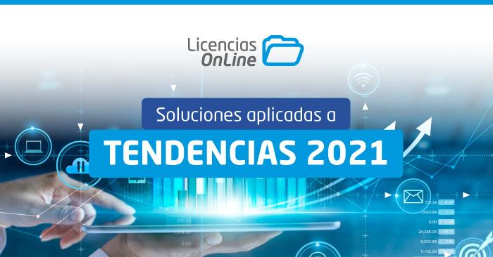 Soluciones aplicadas a Tendencias 2021